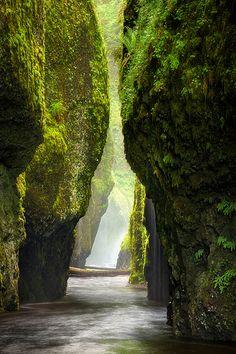 Oneonta Gorge, Oregon, United States