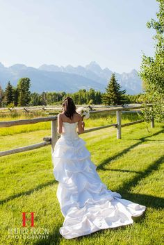 A Grand Teton Wedding by Heather Erson Photography heathererson.com
