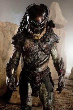 Black Super Predator // Predator Berserker. My favorite Predator of them all... Robert Rodriguez: Predators (2010)