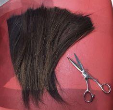 Hair Falling Out, About Hair, Fall Hair, Ponytail, Short Hair Styles, Hair Cuts, Cutting Hair, Chop Chop, Earrings