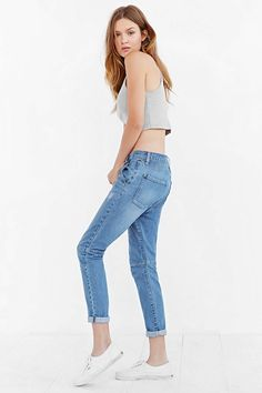 Nobody Denim Tailored Slung Jean - Classic - Urban Outfitters