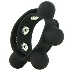 Weighted Ball Stretcher in Black at Bed Time Toys, Sex Toys Canada, Free Discreet Shipping, Online Sex Toy Store with affordable prices for Sex Toys in Canada Toy Store, Rings, Black, Black People, Ring, Jewelry Rings