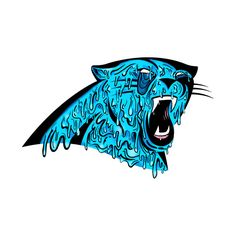 Check out this awesome 'Carolina+Grime' design on Carolina Panthers Colors, Carolina Panthers Football, Football Tattoo, Football Art, Nc Panthers, Panther Images, Panther Nation, Charlotte Hornets, Sports Pictures