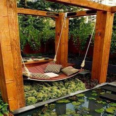 Awsome resting place for the nature lovers ♥