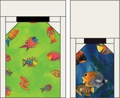 Bug Jar Quilt Block Patterns to Mix and Match
