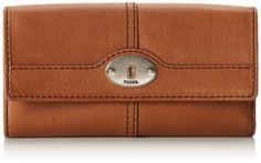 Fossil Marlow Flap Clutch Wallet    $65.00