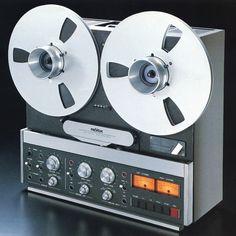 REVOX B77mkI 1970 Cd Audio, Hifi Audio, Cassette Vhs, Magnetic Tape, Tape Recorder, High End Audio, Digital Signage, Tecno, Recording Studio