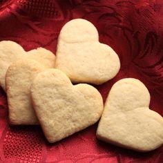 Aprende a preparar galletas caseras de mantequilla con esta rica y fácil receta.  Las galletas de mantequilla son toda una delicia, además de fáciles de preparar.... Sugar Cookies Recipe, Cake Cookies, Cookie Recipes, Snack Recipes, Dessert Recipes, Smoothie Recipes, Desserts, Galletas Cookies, Cupcakes