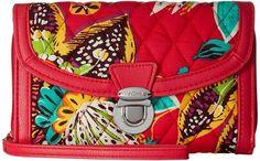 ed6838327999 Vera Bradley Ultimate Wristlet Clutch Handbags Wristlet Wallet