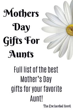 Mother's Day Gift Ideas For Aunts. Are you looking for the perfect Mother's Day gift for your Aunt? Do you know someone who's becoming a new Aunt? Funny Mothers Day Gifts, First Mothers Day, Mother Day Gifts, Beautiful Mothers Day Quotes, Presents For Aunts, Morhers Day, Mothersday Quotes, Aunt Birthday, Aunt Quotes
