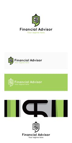 Financial Advisor Stock Logo