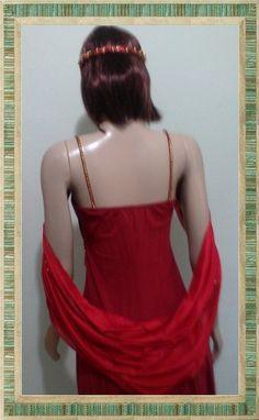 deusa grega costas