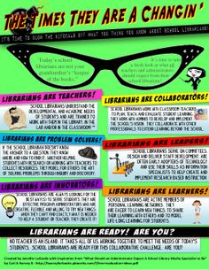 Librarians of the future!