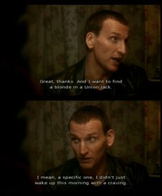 Art Doctor Who - The Ninth Doctor doctor-who