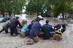 Flood Brings Community Together