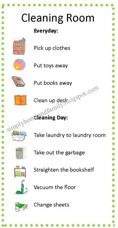 how to make your room super clean