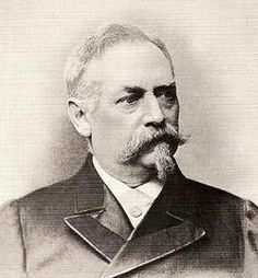 Richard Morris Hunt, architect of the beaux-arts style of the gilded age