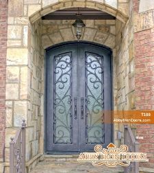 Iron Doors | Wrought | Door | Entry | Security | Exterior | Ornamental & Abby Iron Doors | Entry | Pinterest | Iron doors Doors and Popup pezcame.com
