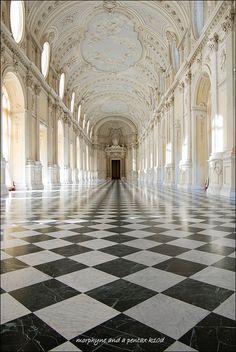 Venaria Royal Palace, Piedmont Italy