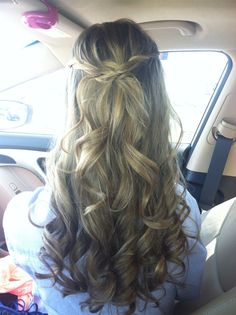 Love my prom hair from last year so much