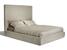 Double bed with high headboard SCREEN HIGH by MissoniHome design MissoniHome Studio