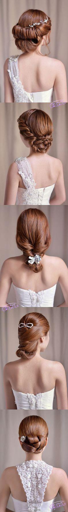 romantic hair
