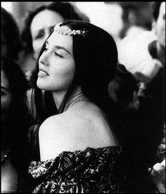 Isabelle Adjani in La Reine Margot  NOTE TO SELF: ON NETFLIX