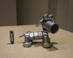 nuts and bolts k9 by NutsandboltsByJoe on Etsy