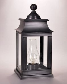 5633P Northeast Lantern Concord (3) Light Candelabra Pier Fixture With Multiple Glass & Finish Options