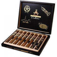 Montecristo Cigar Connoisseur Edition Collection   spiritedgifts.com