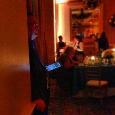 Fancy! sound controled from across the ballroom! #mzlwedding #naples #wedding - @weddingtidbits- #webstagram
