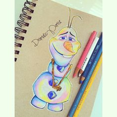 Dramaticparrot is one of my most favorite artist out there. Easy Disney Drawings, Disney Princess Drawings, Cartoon Sketches, Disney Sketches, Arte Disney, Disney Art, Doodle Drawings, Cute Drawings, 3d Art