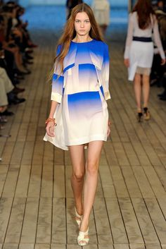 Commuun Spring 2012 Ready-to-Wear Fashion Show - Masha Irisova (NEXT)