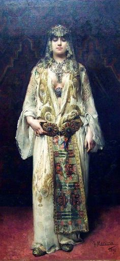 Franscesc Masriera | En présence du seigneur, 1891