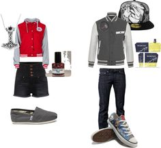"""""""thor outfits"""" by babygirl982012 ❤ liked on Polyvore"""