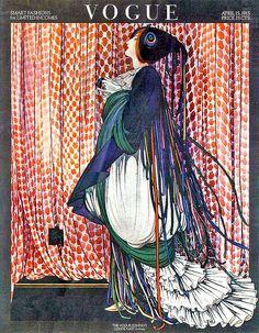 Gorgeous Vogue--1915