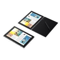 """Yoga Book YB1-X91L 2in1 Display 10.1"""" Ram 4GB Memoria 64GB Wi-Fi 4G / LTE Bluetooth Fotocamera 8Mpx / 2Mpx Windows 10 Pro - Italia"""