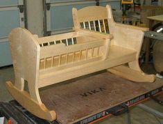 Кресло качалка для ребенка | ShareMind.info #WoodworkingBench #woodworkingtools