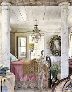 lOVE THIS BEDROOM!!! But Hunny might not!!