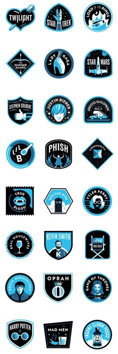 Badges / Crests / VULTURE GROUP 1 — Designspiration