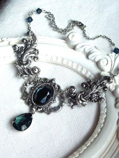 Gothic jewellry.  Do you crave to stand out from the crowd and let your very own style stand out?