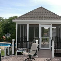 141 Best Deck Design Ideas For Swimming Pools Hot Tubs And Spas Images Deck Design Backyard Patio Design