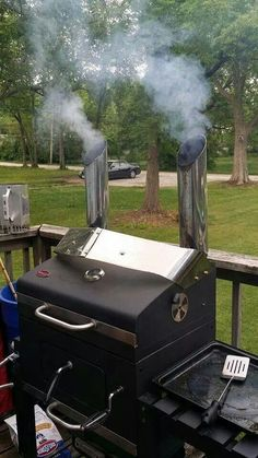 117 Best Homemade smoker images in 2019 | Fire pit grill