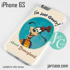 I'm Just Goofy Phone case for iPhone 6/6S/6 Plus/6S plus