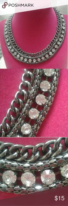 Choker Necklace Boutique quality choker necklace. NEW! 16 inches Jewelry Necklaces