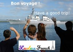 "Learn how to pronounce and when to use ""Bon voyage"", a French expression you might have heard before. Learning French For Kids, Ways Of Learning, Learn To Speak French, Idiomatic Expressions, Aquaponics Plants, French Expressions, Teacher Boards, How To Pronounce, French Teacher"