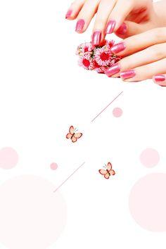 Diversion de esmalte de uñas,Anuncios de fondo uñas, Cartel ... Nail Salon Design, Nail Salon Decor, Nail Logo, Polish Posters, Business Holiday Cards, Nail Photos, Creative Nails, Flower Frame, Beauty Nails