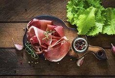 Tapar con un trapo el jamón es un disparate. Errores al comerlo en casa - Contenido seleccionado con la ayuda de http://r4s.to/r4s