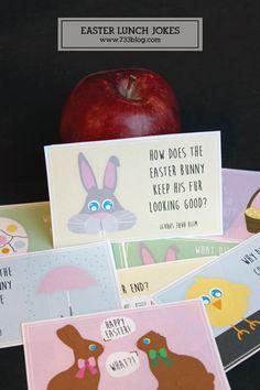 Printable Easter Lun