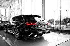 Audi RS6 Avant 2016